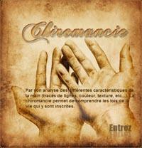 La Chiromancie