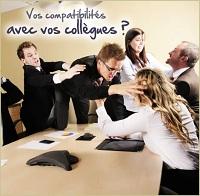 Comptabilité avec vos collègues
