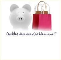 Quel(le) dépensier êtes-vous ?