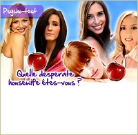 Quelle desperate housewife êtes-vous ?